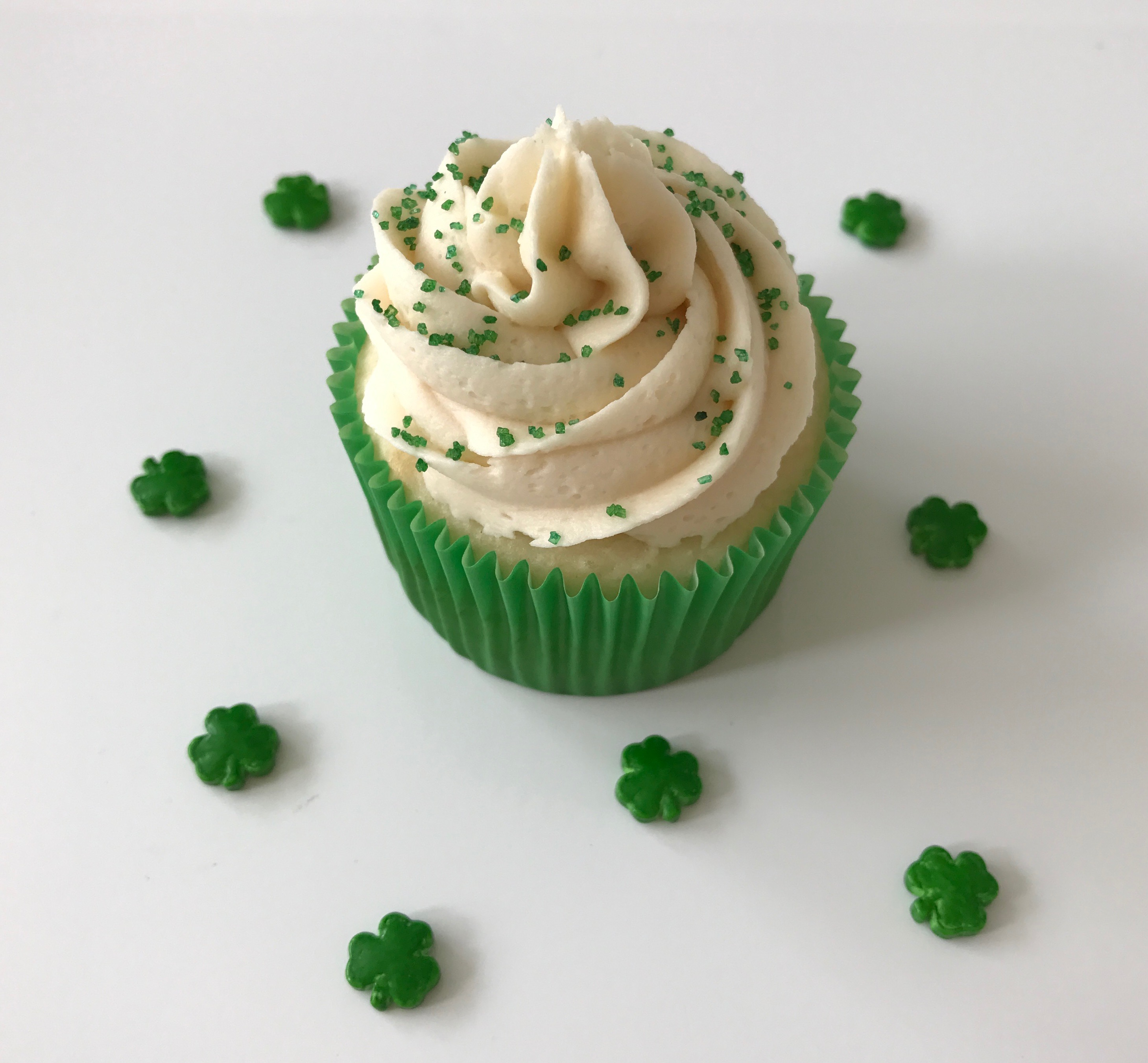 Irish Car Bomb Cupcakes Recipe Cake Mix